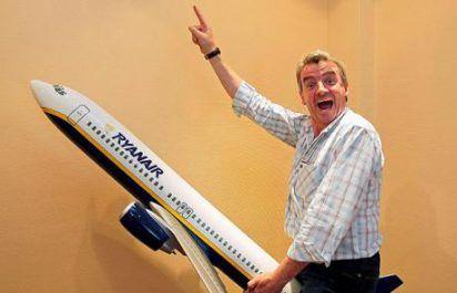 5 formas en las que Ryanair te jode y tú eres feliz